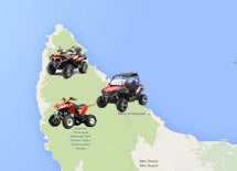 Akamas Safari - Quads for rent